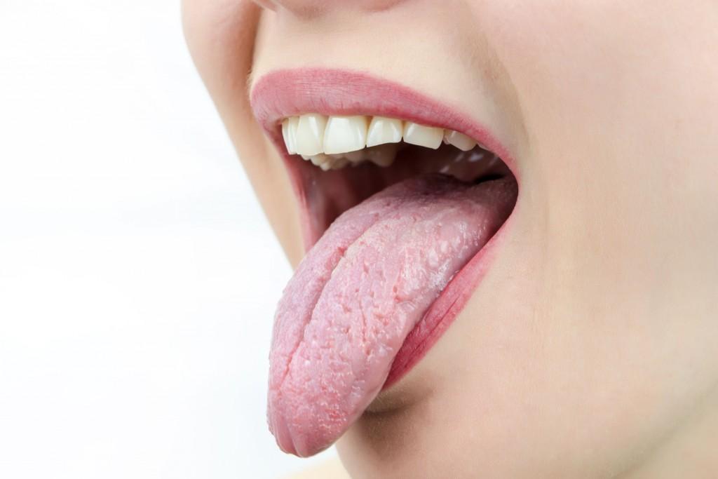 Limpieza lengua
