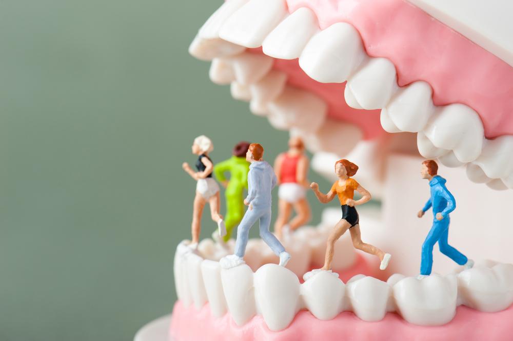 Salud dental y deporte