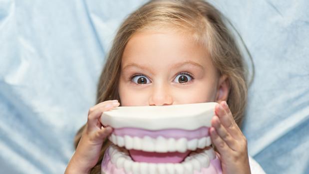 revisión dentista para niños