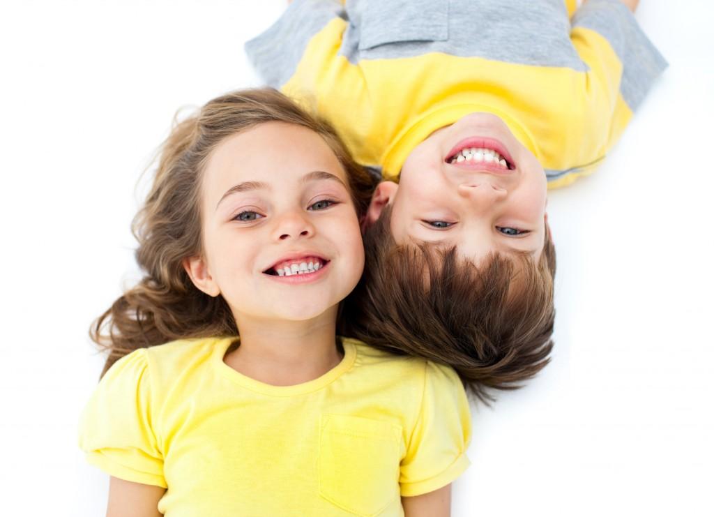 Higiene dental salud dental en niños