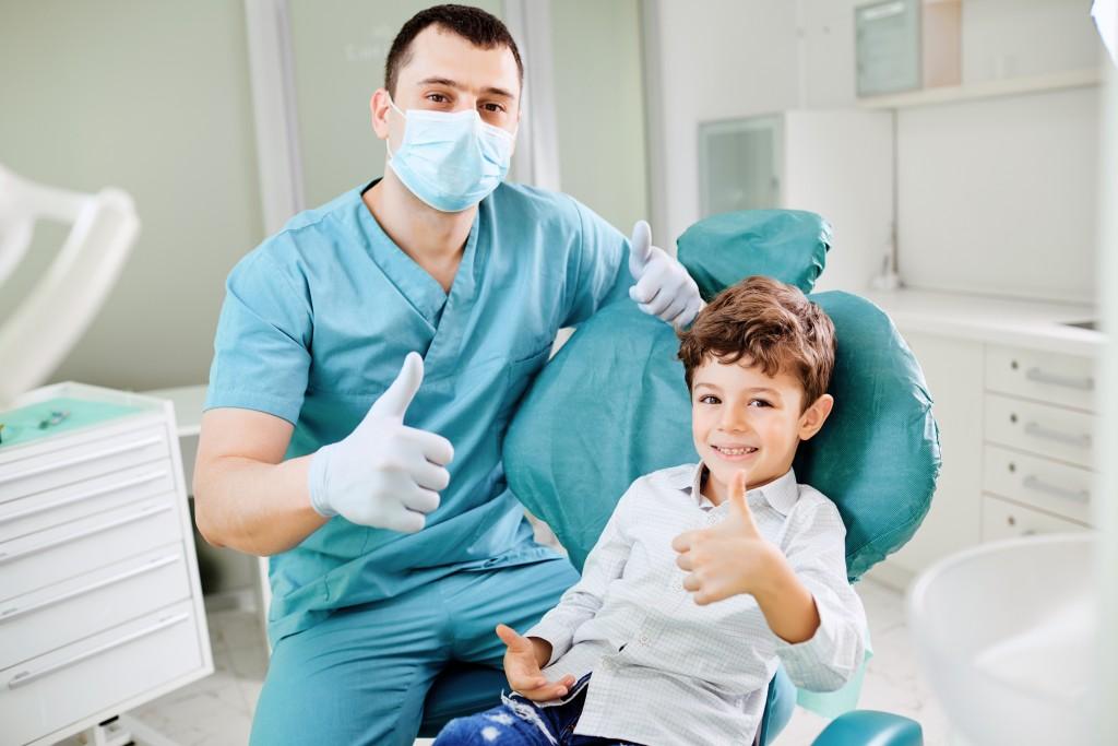 odontología infantil Dental Icaria